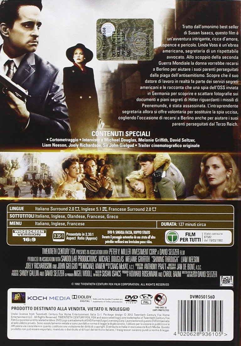 Amazon.com: Vite Sospese: michael douglas, ronald nitschke, david seltzer: Movies & TV