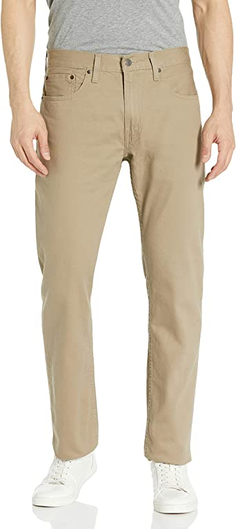 Details about  /Levi/'s Men/'s 559 Relaxed Straight Jeans $26 OFF Size 36 38 40 Waists Beige NEW