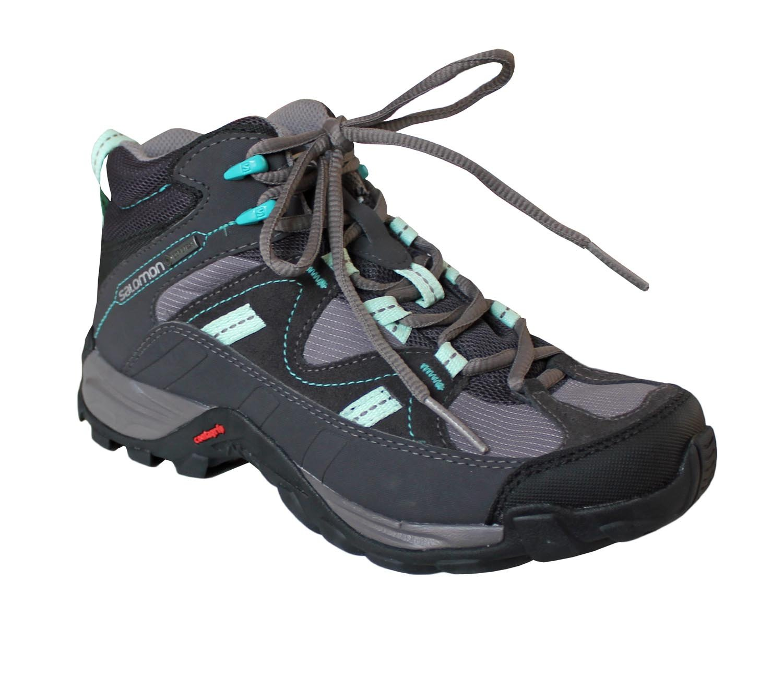 Salomon Manila Hiker Mid GTX Ladies Hiking Boots Size 36 23
