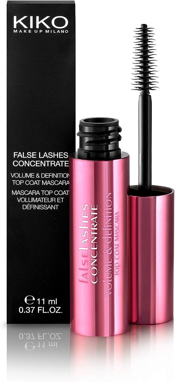 KIKO Milano Volume & Definition Top Coat Mascara: Amazon.es: Belleza
