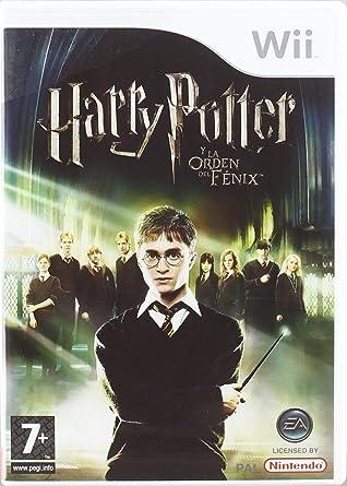 Harry Potter Y La Orden Del Fenix: Amazon.es: Videojuegos