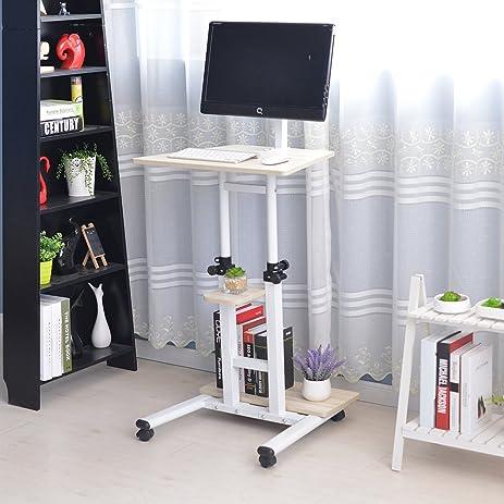 Amazoncom Soges Adjustable Stand Up Desk Computer Stand