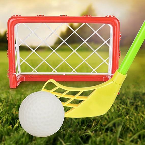 perfeclan Mini Meta del Hockey, Serie 2 Redes De 2 Palos ...