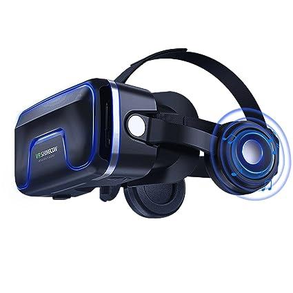 3d Vr Gafas De Realidad Virtual Gafas Vr Para Juegos Vision