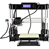 Auto Levelling Anet A8 with Included Filament - Prusa i3 DIY 3D Printer w/ Self Levelling Sensor