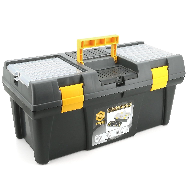 VOREL 78813-Cassetta degli attrezzi in plastica PR-20 Yato