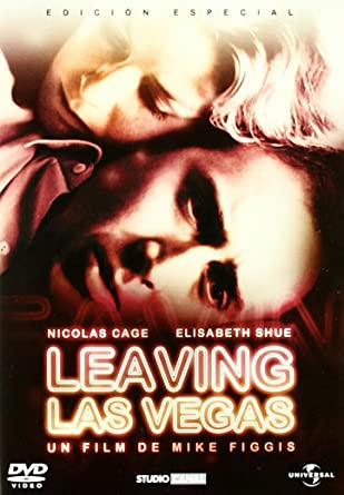 Leaving Las Vegas Amazon Co Uk Dvd Blu Ray