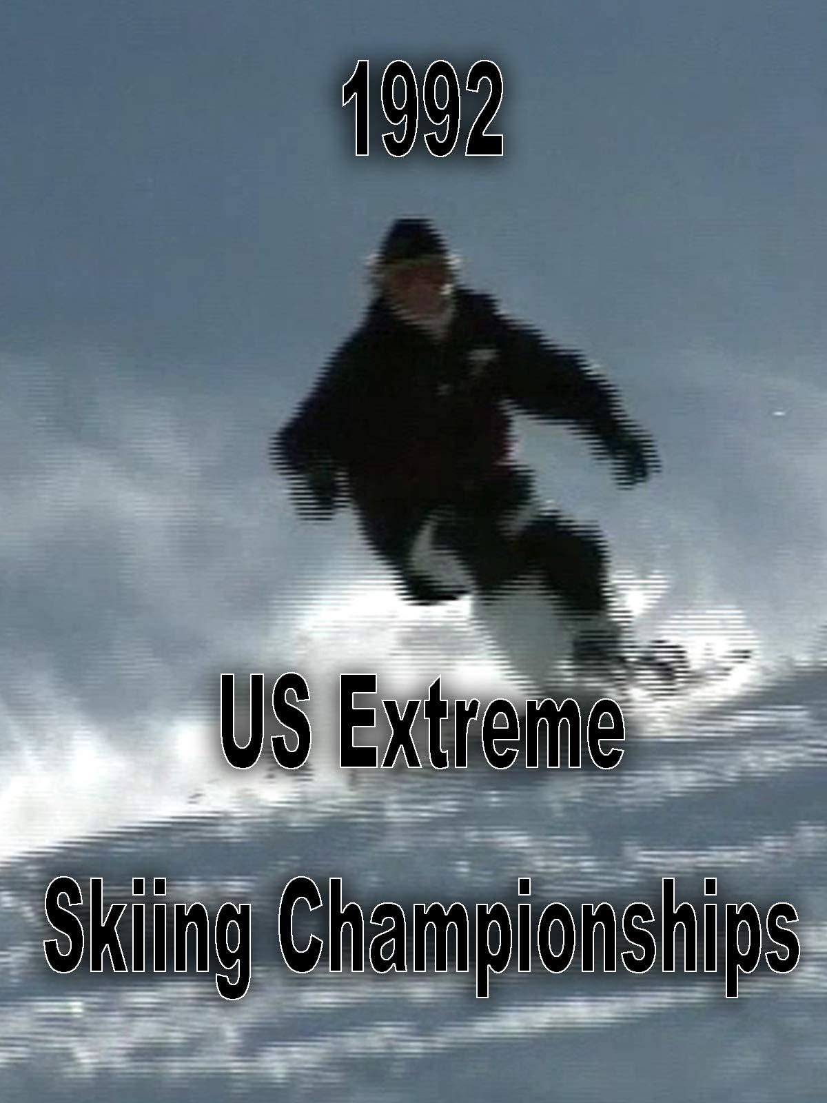 1995 US Extreme Snowboarding Championship on Amazon Prime Video UK