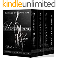 Uncovering You: Books 1-4 (New and Updated 2019 Edition)