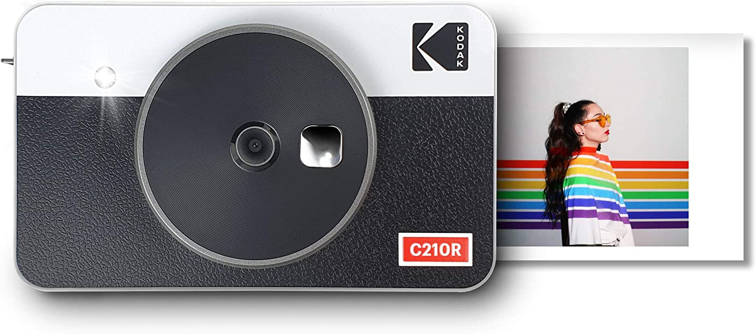 Kodak Mini Shot 2 Retro Portable Wireless Instant Camera