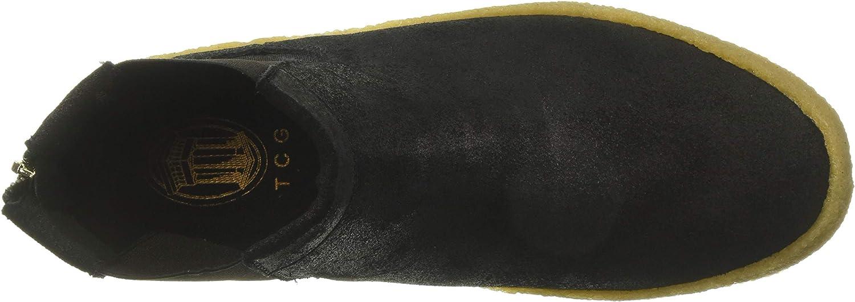 TCG Men Sinclair Crepe High Top Sneaker Rubber Sole