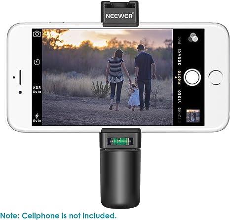 Neewer Smartphone Rig Filmmaker Empuñadura Trípode y Montaje con ...