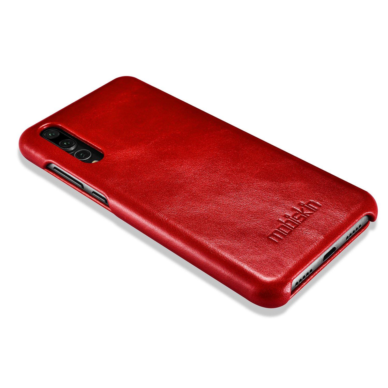 Mobiskin Huawei P20 Pro Tasche Case Mit Echt Leder Doff 11 Elektronik