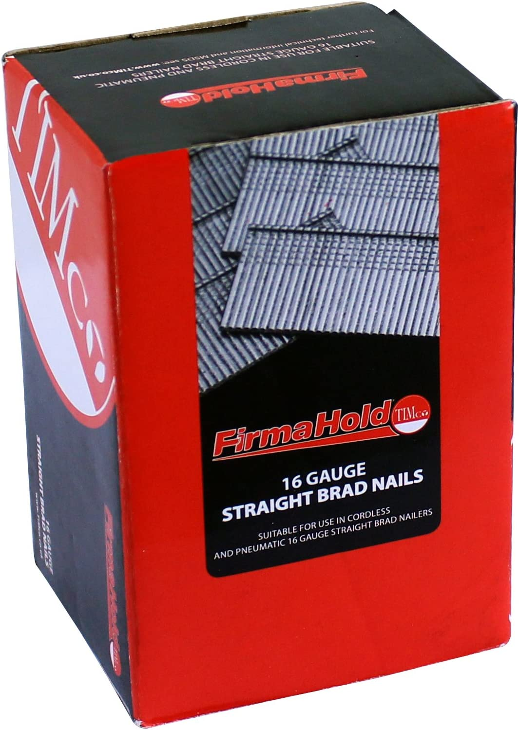 5000 Nails Firmahold Nail Pack Straight Galv 18 Gauge x 16mm