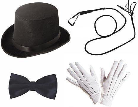 Accesorios de disfraz de jefe de pista Lollipop Clothing, 4 ...