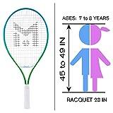 """insum Junior Tennis Racquet 23"""" Beginner Kids"""