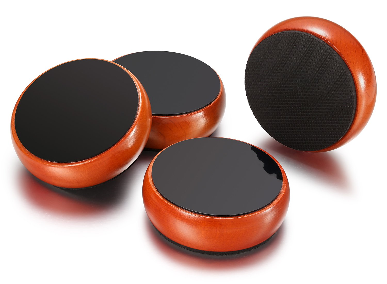 Washing Machine Anti Vibration Pads Vibration Absorbing for Washer and Dryer Anti Vibrant Pad Anti Walk Pads 3''