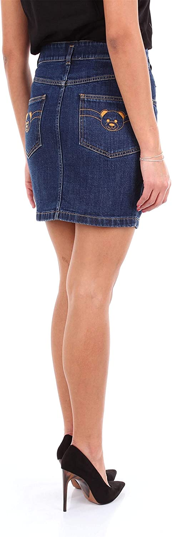 Moschino Couture 01105520 Mini-Röcke Damen Blau