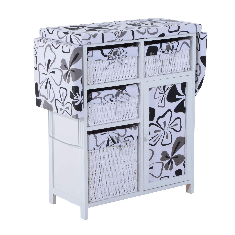 amazon com gjh one ironing board storage cabinet shelving unit rack rh amazon com ironing board with storage cabinet india ironing board with storage cabinet uk