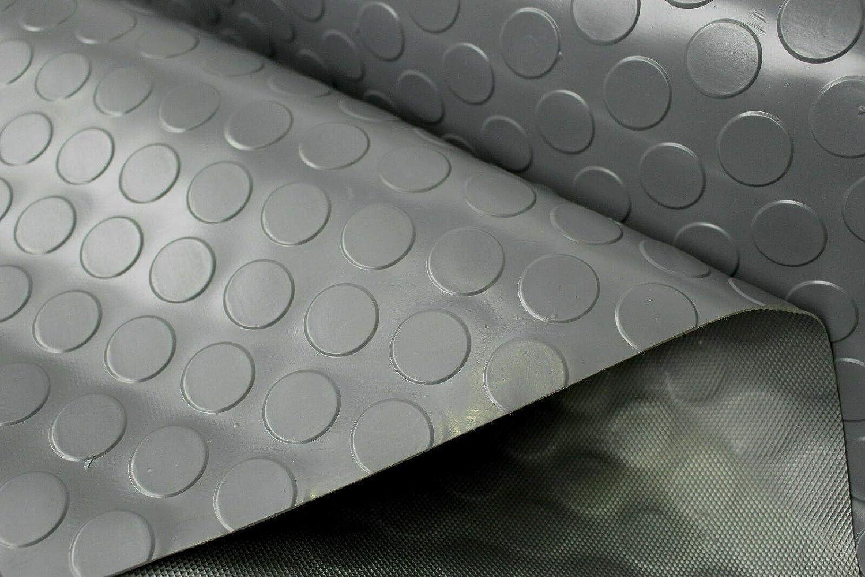 Alfombra de Goma Antideslizante Olivo Tappeti Suelo de Goma Aislante dise/ño de Burbujas Alfombrilla de Goma alfombras de Goma por Metro para la Industria en Varios Modelos y tama/ños