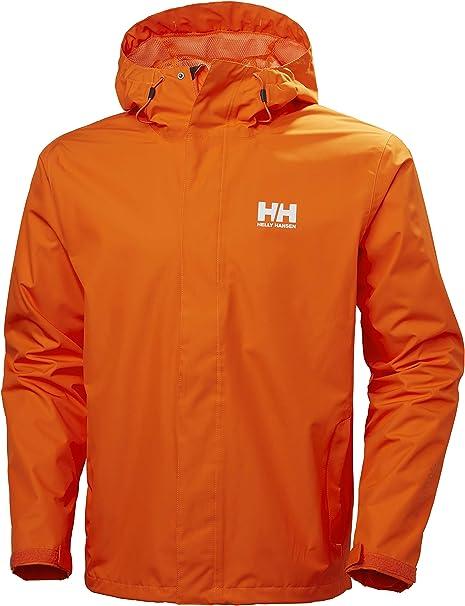 Helly Hansen Mens Seven J Waterproof Shell Jacket