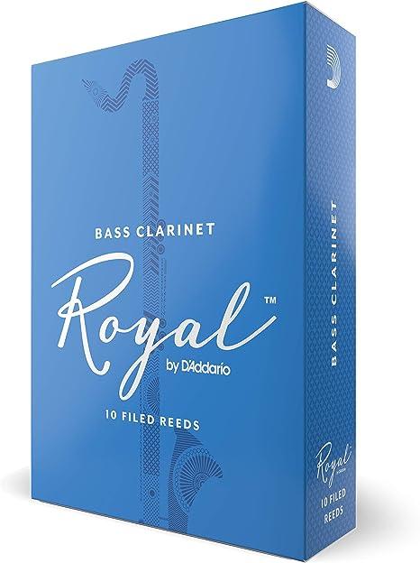 Rico Royal Bassklarinette Starke 2 10St #39