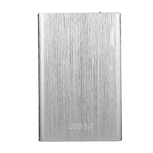 HWENJ 2 TB De Respaldo Externo DDD Ultra Slim USB 3.0 Portátil De ...