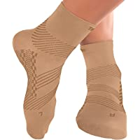 TechWare Pro Ankle Compression Socks-Plantar Fasciitis Socks & Foot Support. Achilles Tendonitis Brace & Arch Support…