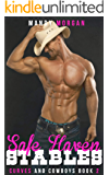 Safe Haven Stables: A BBW Western Romance (Curves and Cowboys Book 2)