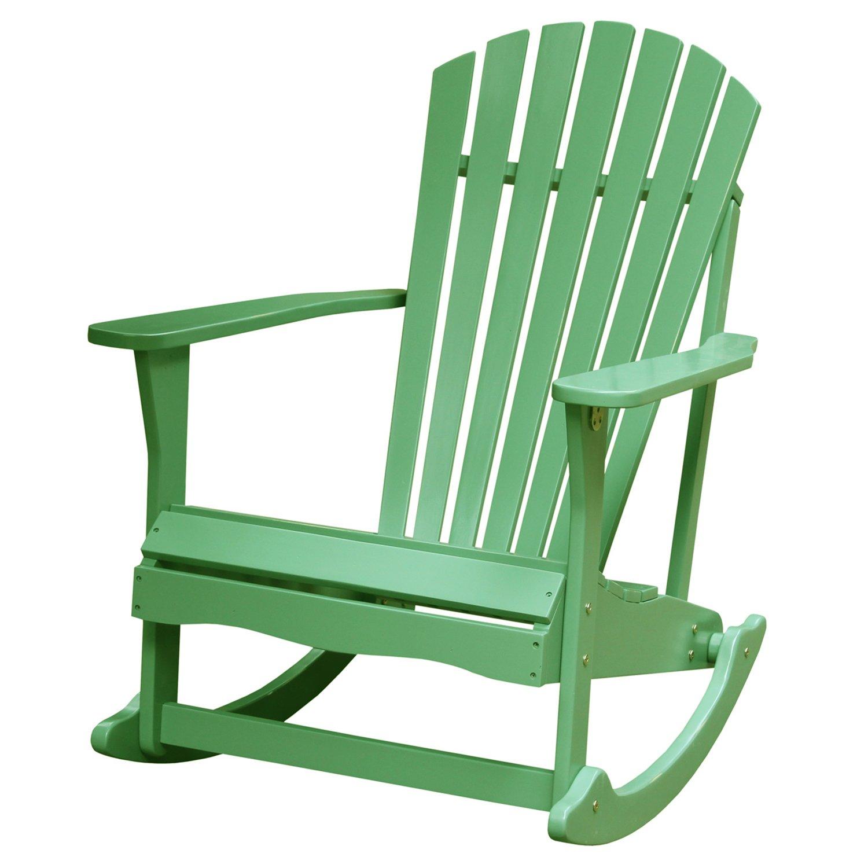 Amazon International Concepts Adirondack Rocker Chair