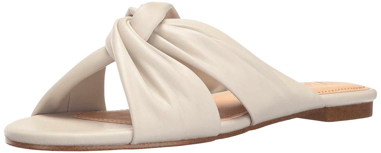 Nanette Nanette Lepore Women's Vanda Flat Sandal B01M4R67D8 7.5 B(M) US|Ice