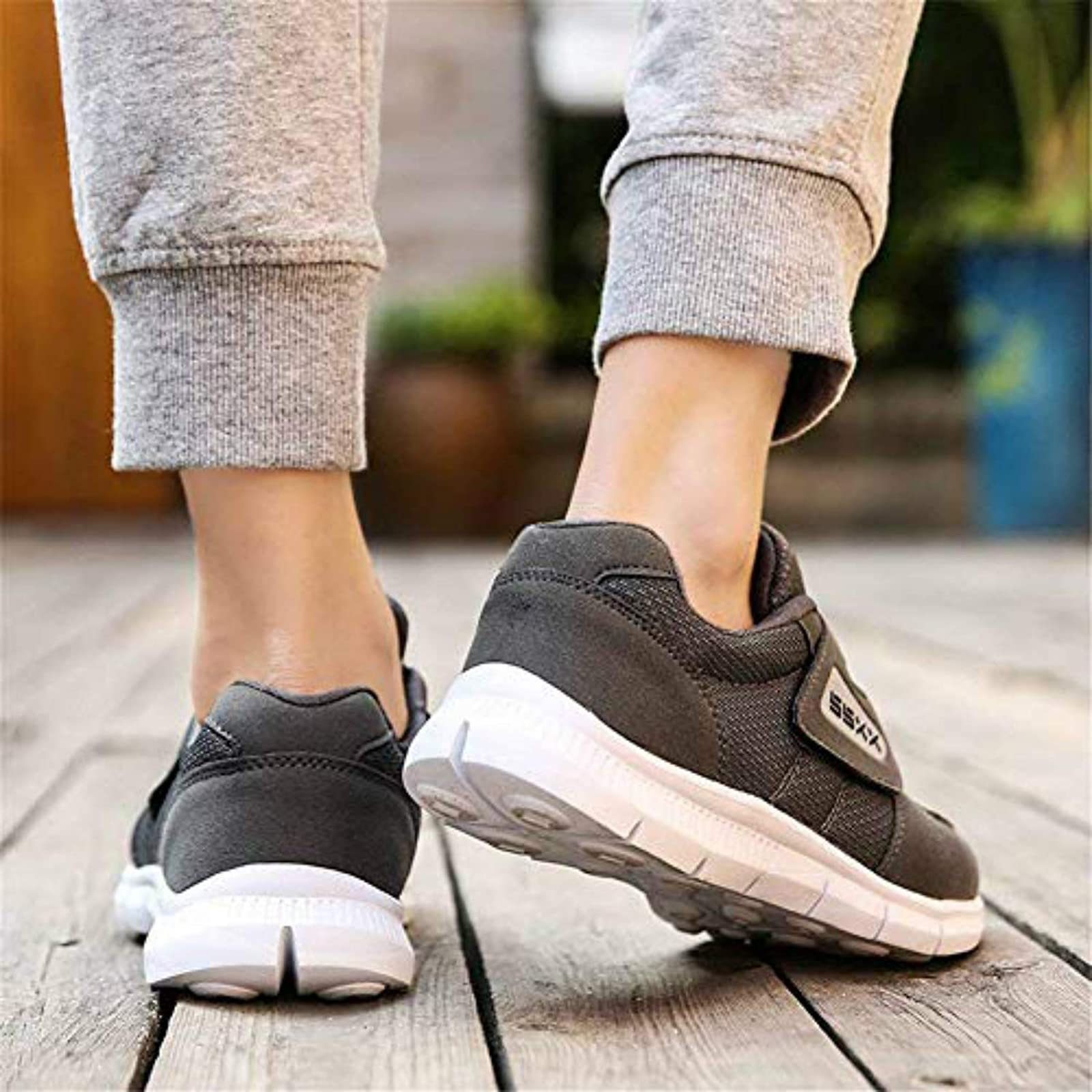 Fires Men's Casual Sneakers Lightweight Athletic - 5