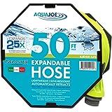 Sun Joe AJEH50-SJG Aqua Joe 50' Expandable Lightweight Kink-Free Hose