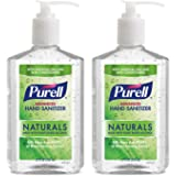 Purell - 9629-02-ECIN PURELL Advanced Hand Sanitizer Naturals with Plant Based Alcohol, Citrus scent, 12 fl oz Pump Bottle (P