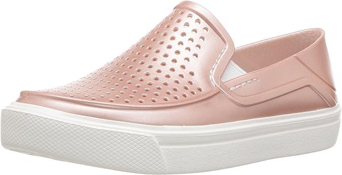 New Crocs Kids Citilane Roka Slip-On Clog Shoes Red Unisex Baby Toddler Walker 8