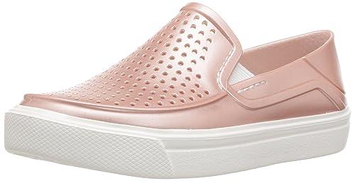 d42b4623f011 crocs Citilane Roka Metallic Red Girls Shoe  Amazon.in  Shoes   Handbags