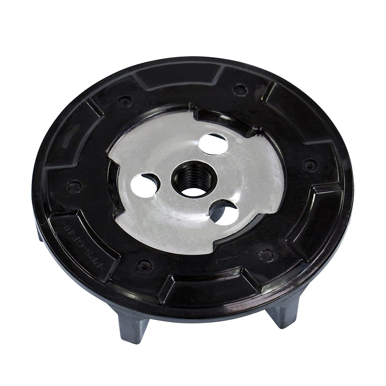 1x Polea para compresor de aire acondicionado -BENZ CLASE C W203 C 180,C 200 CDI,C 220 CDI,C 240,C 270 CDI,C 30 CDI,C 320 DESDE 2000 + FAMILIAR S203 + ...