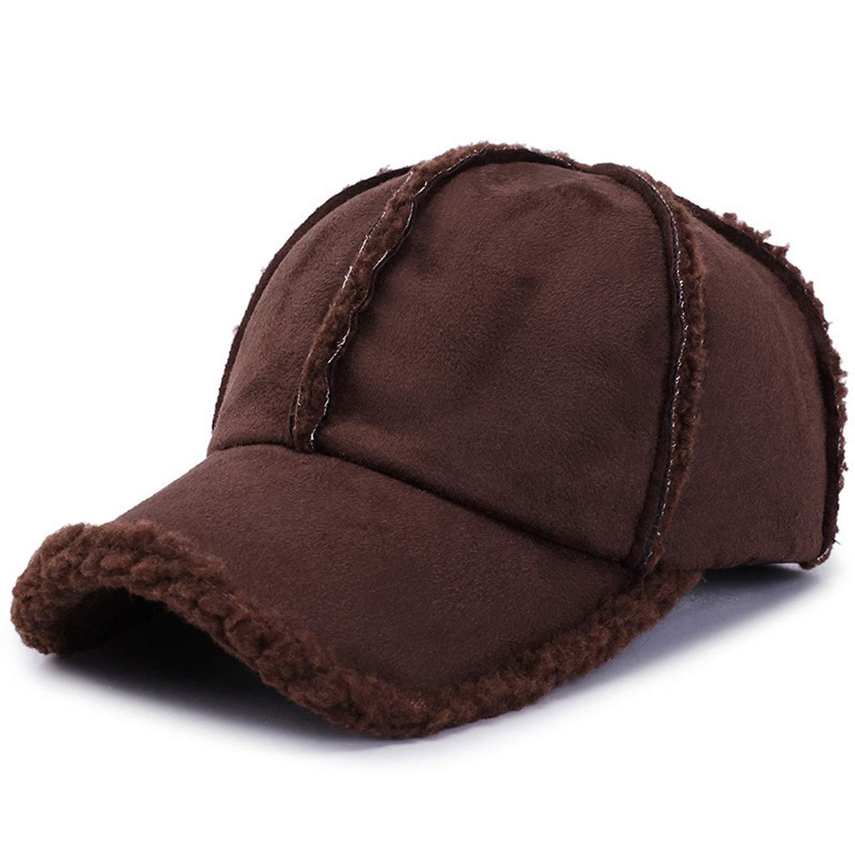 Women Baseball Cap Men Winter Snapback Casquette Femme Dad Hat Adjustable Solid Hip Hop Cap