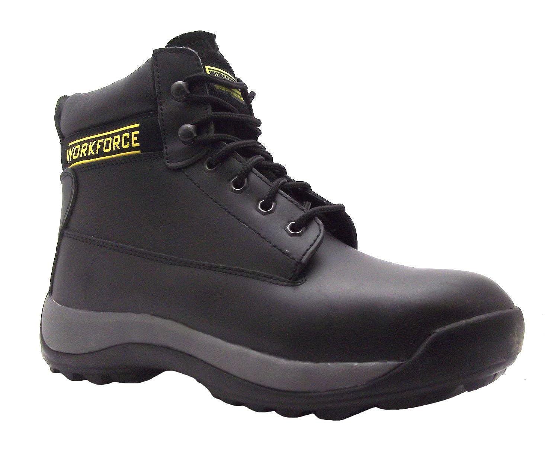 Workforce Wf62-p, Herren Sicherheitsschuhe Schwarz schwarz schwarz schwarz 0668f4