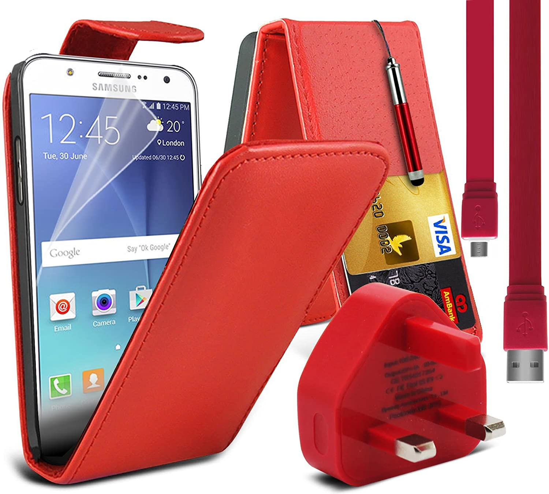 Gadget Giant Samsung Galaxy J5 SM-J500F PU funda libro ...