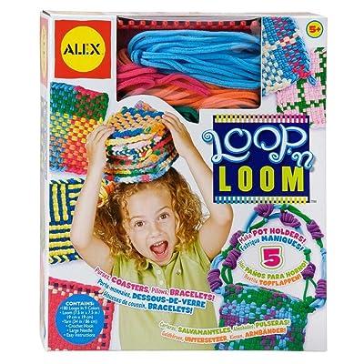 ALEX Toys Craft Loop 'N Loom: Toys & Games