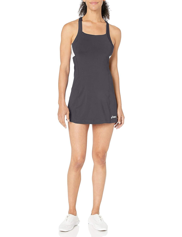 Asics – Vestido deportivo para mujer. - TE2523, Tennis, Negro ...