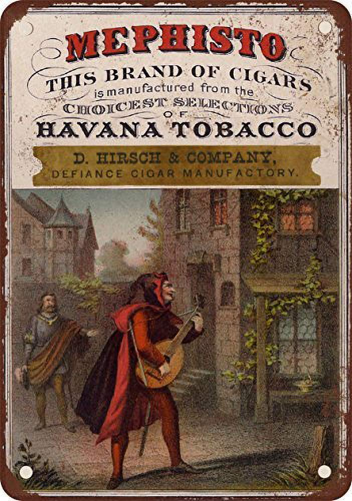 Havana Cigars Creatividad del Letrero de Pared Placa de ...