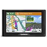 Garmin Drive 51 USA LM GPS Navigator System with Lifetime Maps, Spoken Turn-By-Turn Directions, Direct Access, Driver Alerts,