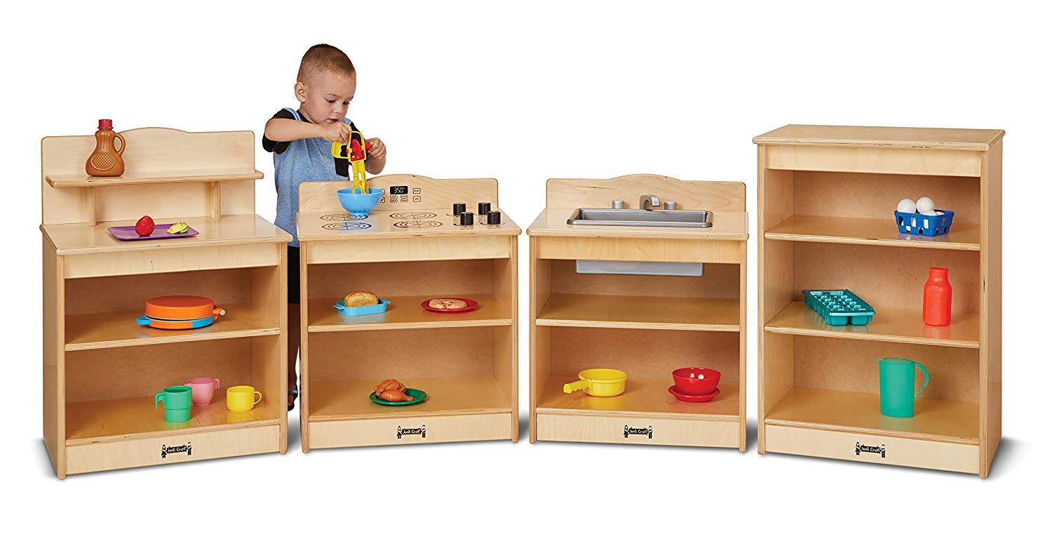Jonti-Craft 2427JC Toddler Kitchen Cupboard