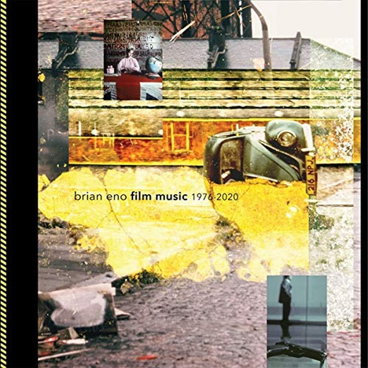 Brian Eno - Film Music 1976 ~ 2020 [Vinilo]