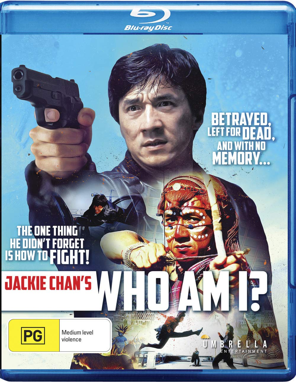 Who Am I (1998) 720p HEVC BluRay  ORG. (Dual Audio) (Hindi or English) x265 AAC ESubs (650MB) Full Movie Download