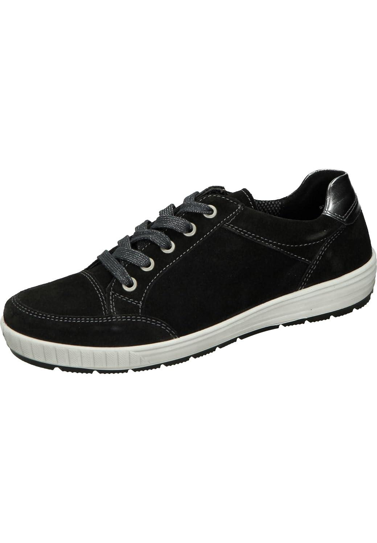 ara 12-49493-07 - Zapatos de cordones para mujer 37.5 EU|gris