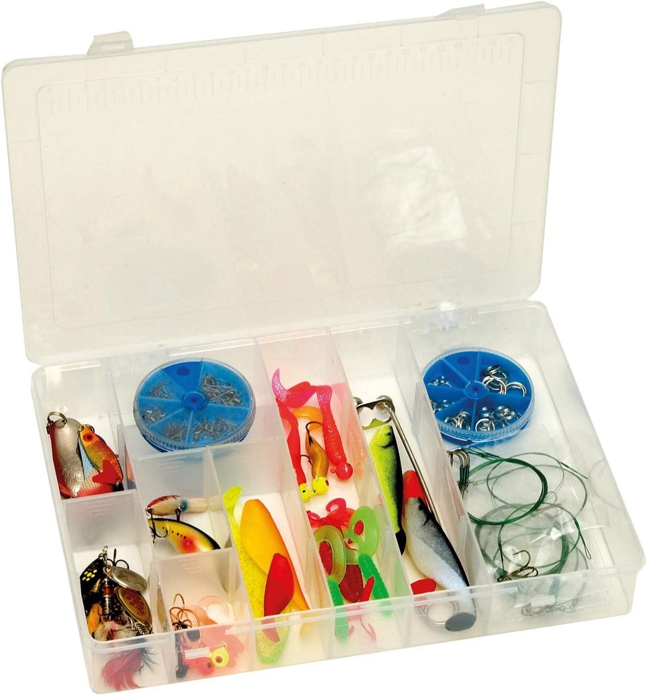 Behr Angelsport 9997922 - Maletín de accesorios para pesca (100 ...