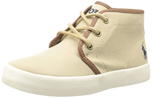 Polo Ralph Lauren Kids Ethan Mid Lace-Up Sneaker (Toddler Little Kid  fa79cee1d2c